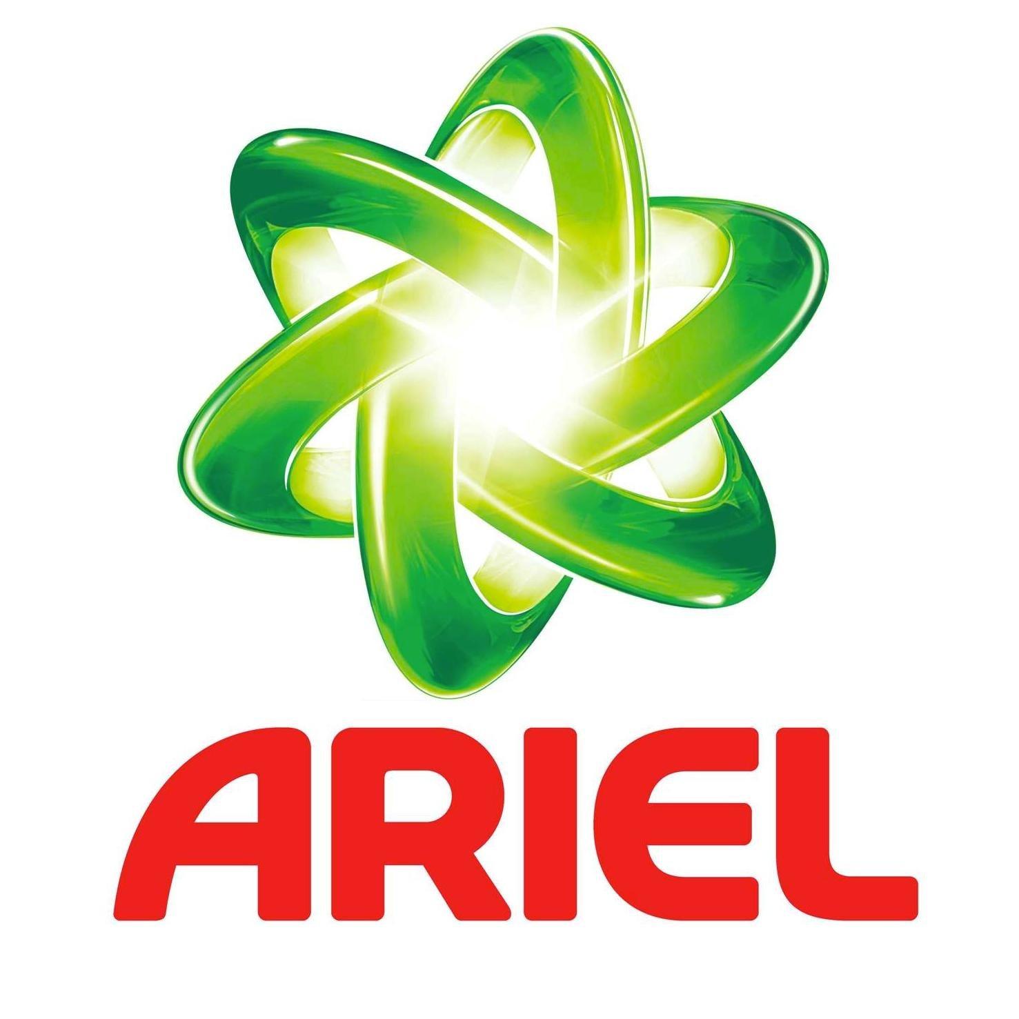 Ariel Logo Vector EPS Free Download, Logo, Icons, Brand Emblems