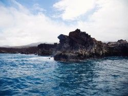 Download Wallpaper 1280×960 Sea, Coast, Cliffs 1280×960 HD Background