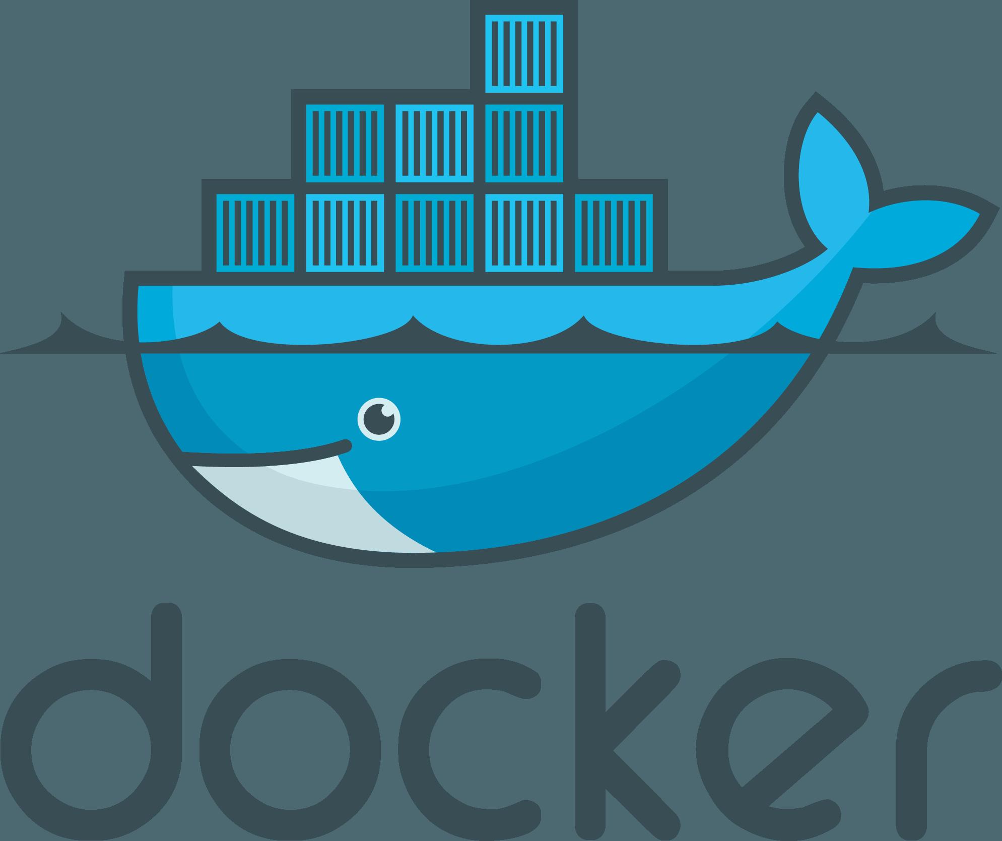 Docker Logo [Software – PDF] Vector EPS Free Download, Logo, Icons, Brand Emblems