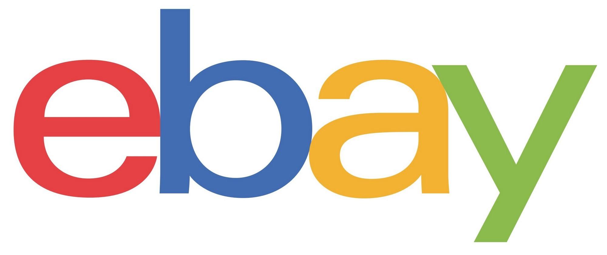 Ebay Logo [EPS File] Vector