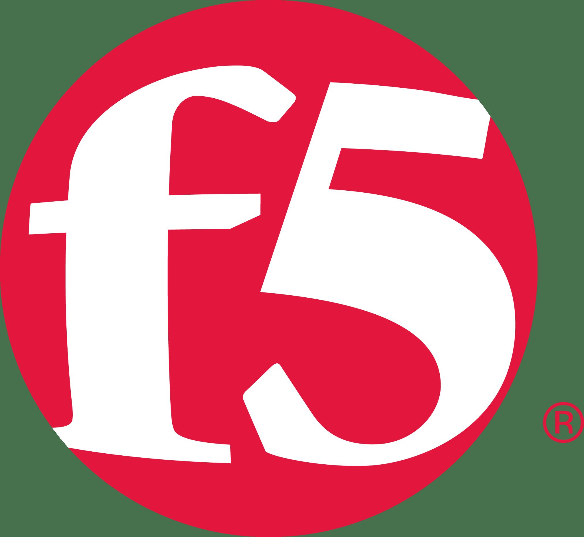 F5 Logo [Networks EPS File]