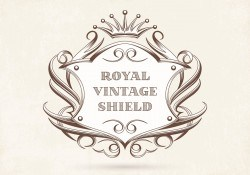 Royal Vintage Shield